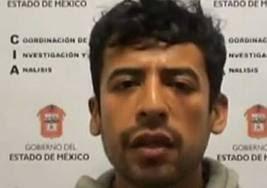 """Recaptura la procuraduria del Estado de México al """"Coqueto""""."""