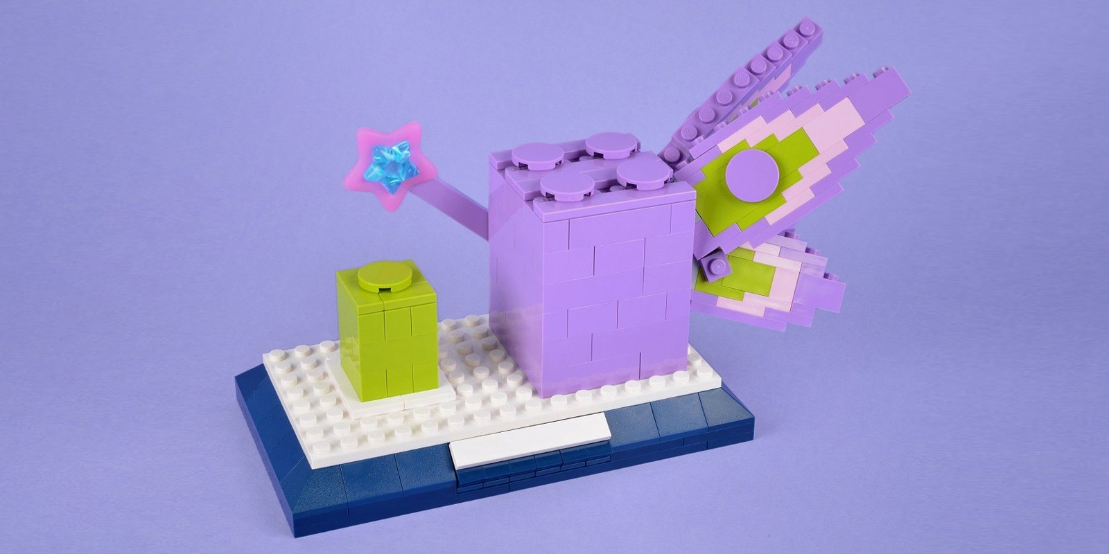 New LEGO Lot of 6 Dark Purple 2x4 Brick Pieces