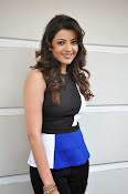 Kajal Agarwal Latest Photos at Yevadu Press meet-thumbnail-10