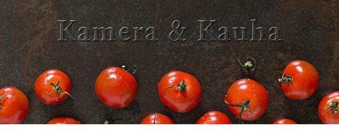 Kamera ja Kauha | Ruokaa ja Ruokakuvausta