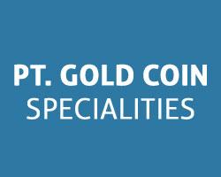 Lowongan Kerja PT. Gold Coin Specialities