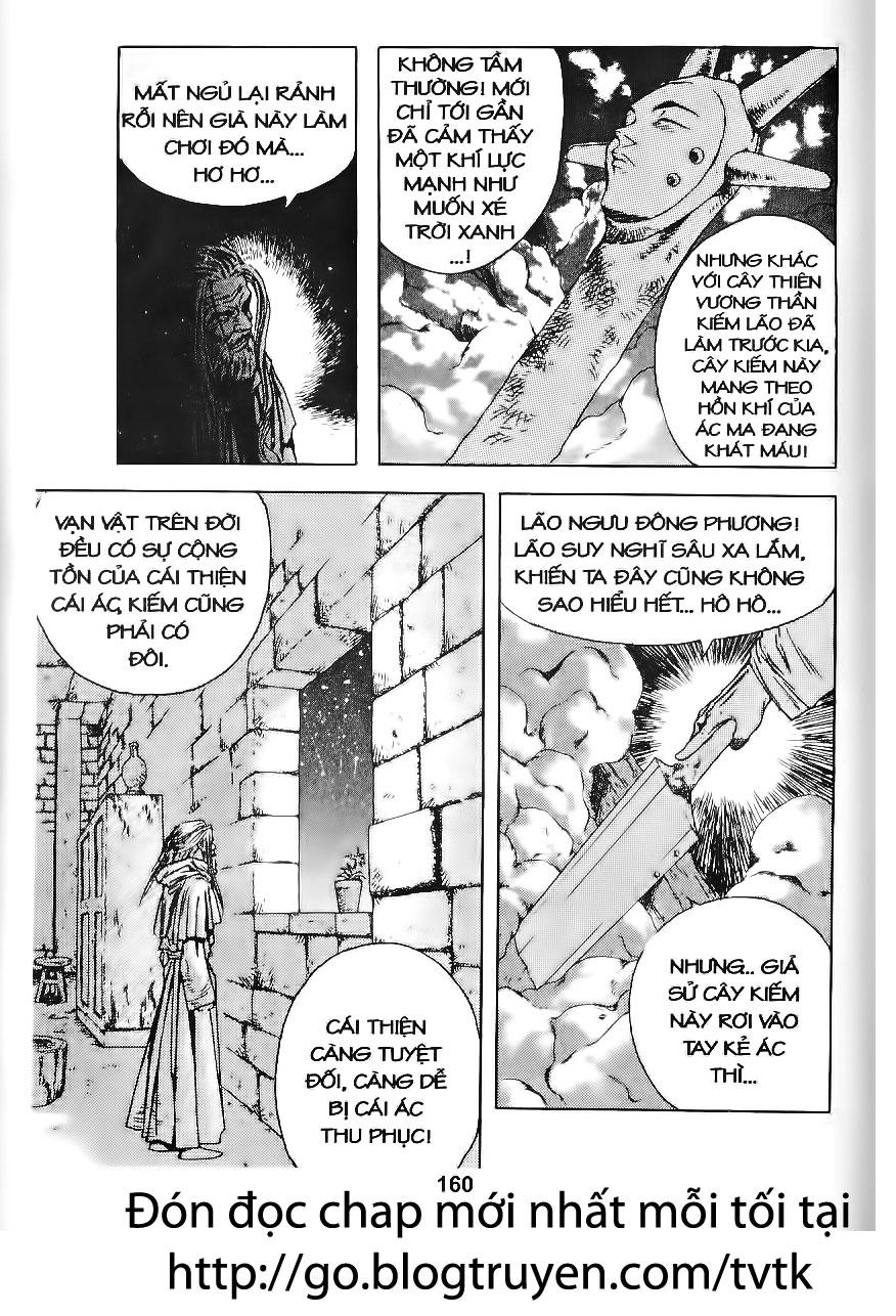 Thiên Vương Thần Kiếm Chap 85 - Next Chap 86