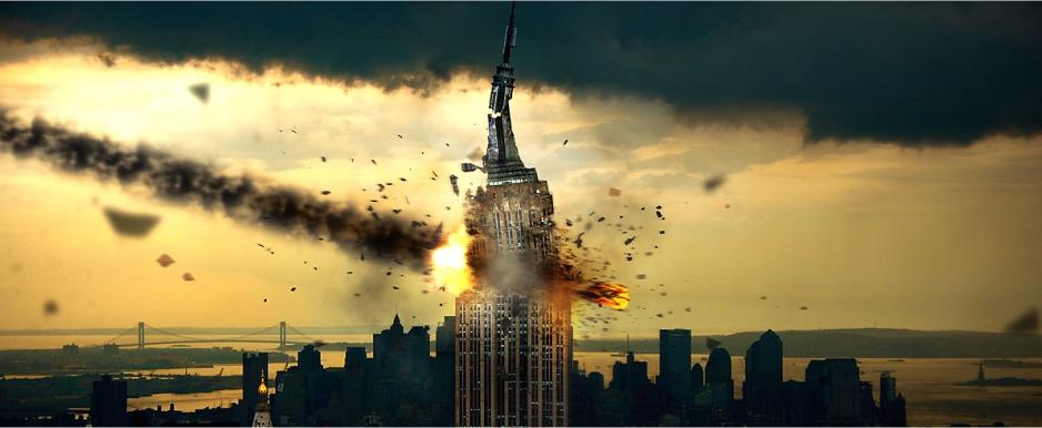 Meteorit Impact Manipulation