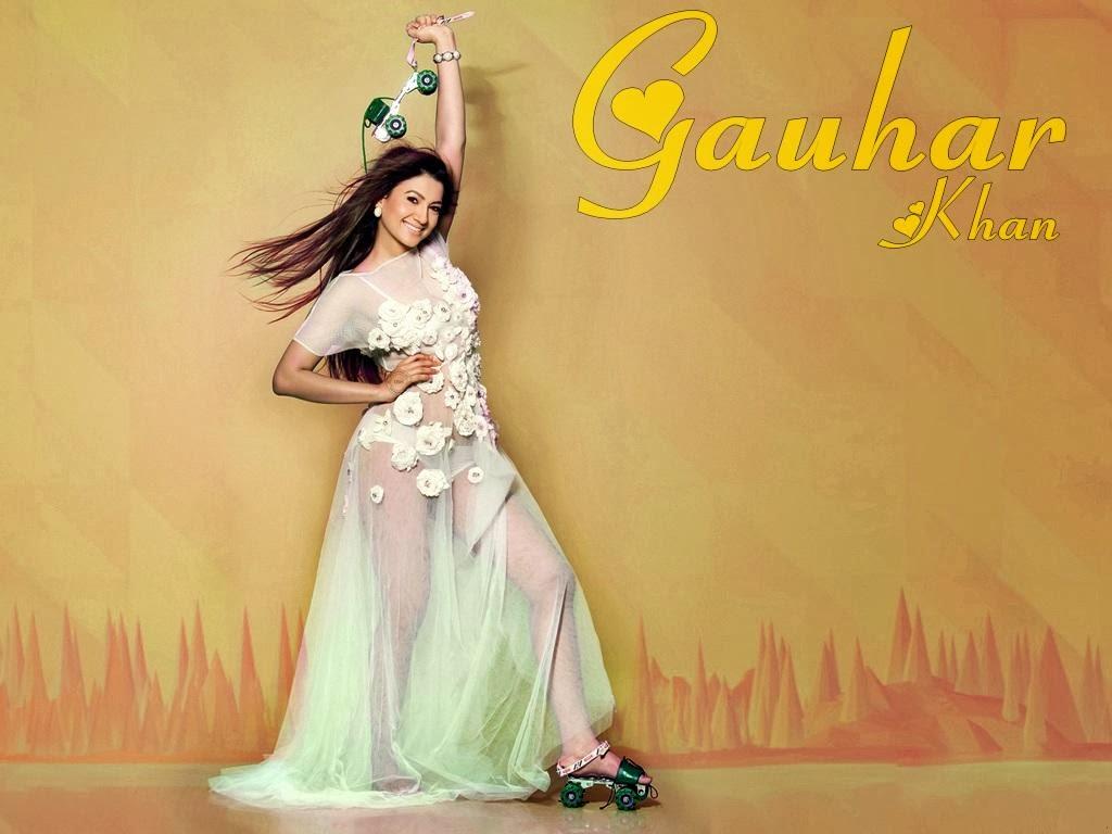 Gauhar Khan Wallpapers