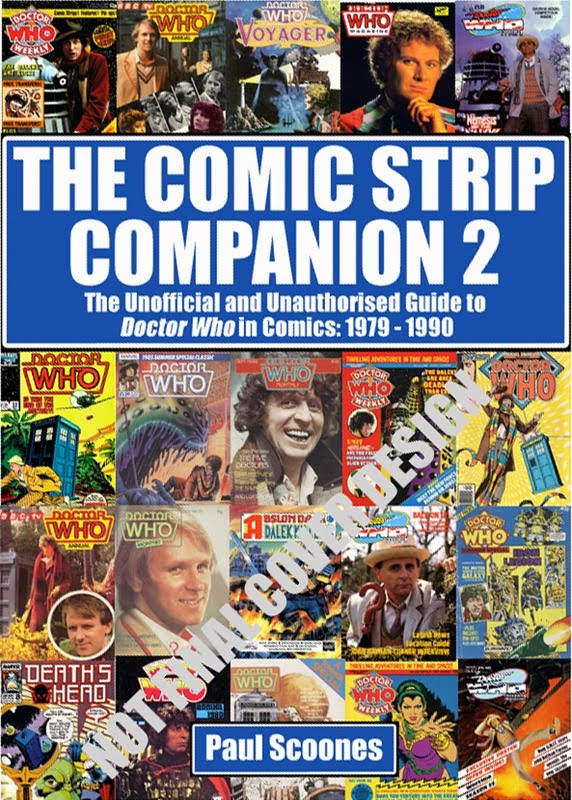 The Comic Strip Companion 2: 1979-1990