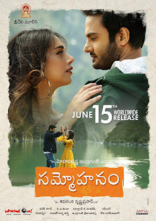 Sammohanam (2018) Hindi Movie HDTVRip | 720p | 480p