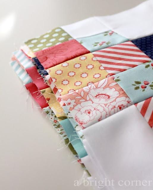 Little Miss Sunshine fabric