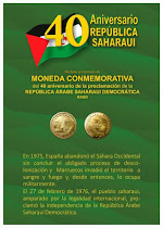 "ACTO DE PRESENTACIÓN ""MONEDA"" CONMEMORATIVA SAHARAUI"