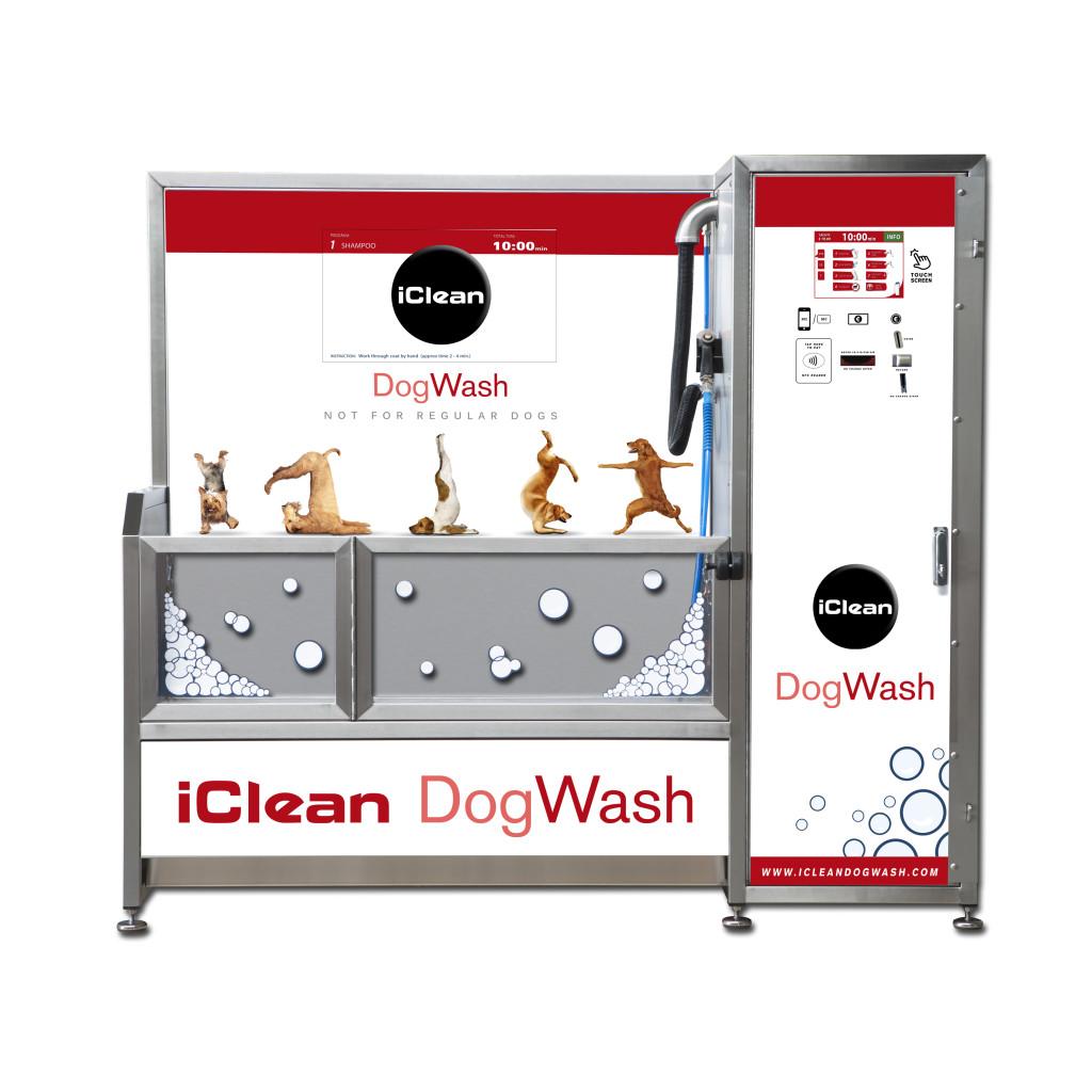 self service wash machine