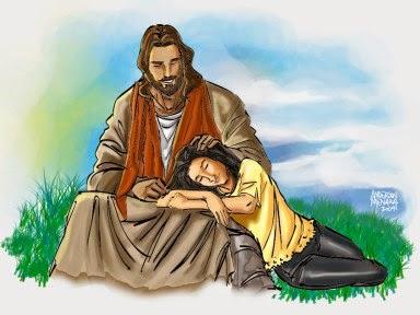 Jesus confortador