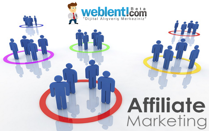 Affiliate Marketing Programları - Weblenti