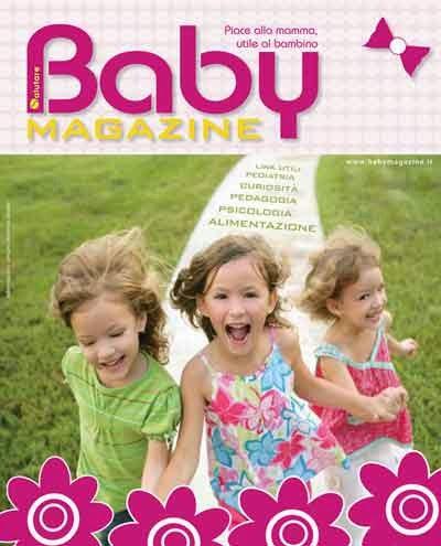 rivista Baby Magazine