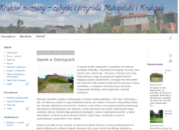 teksty o krakowie