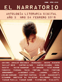 EL NARRATORIO - ANTOLOGÍA LITERARIA DIGITAL N° 24