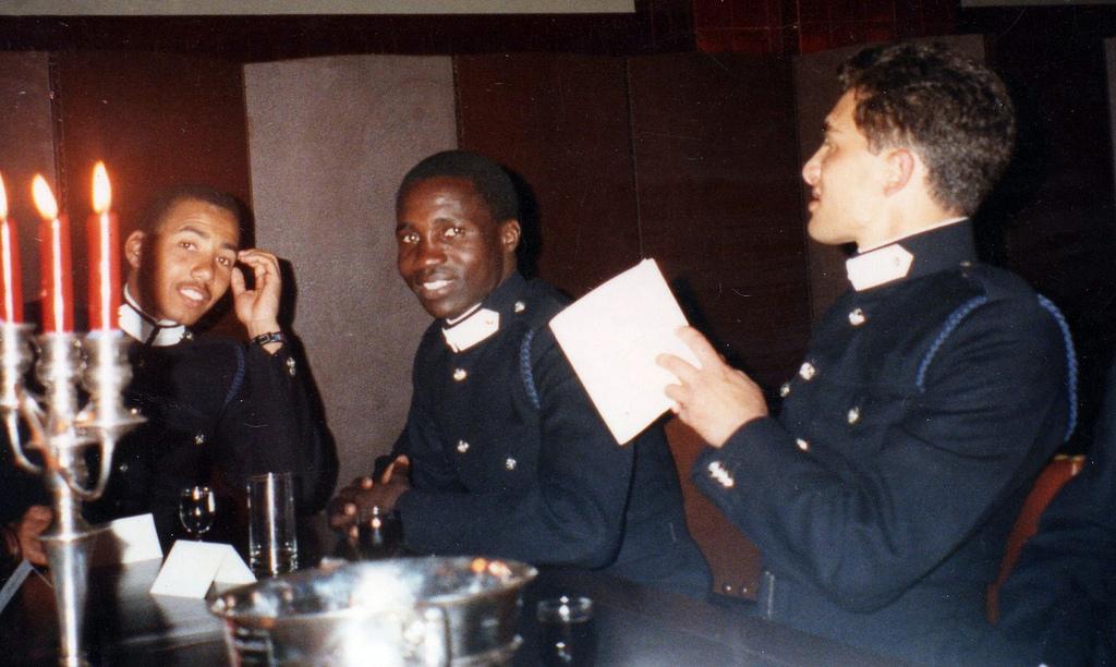 RMA Sandhurst 1992