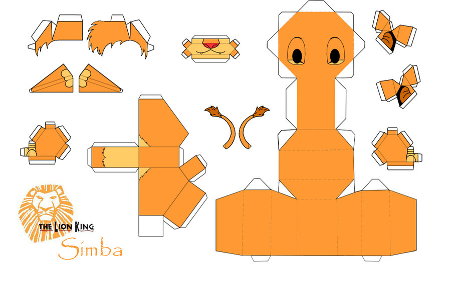 Papercraft Anime Qyuznul Chan