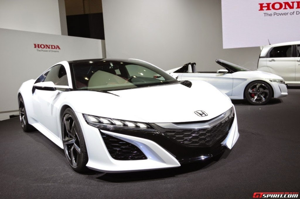 2015 Honda NSX Review