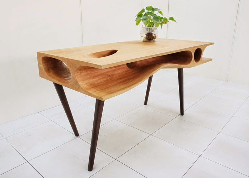 CATable, la mesa para humanos y gatos