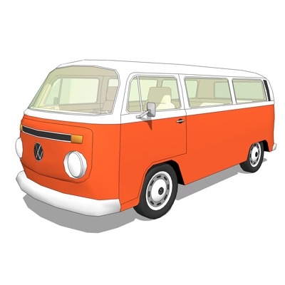 VW BUS BAYWINDOW