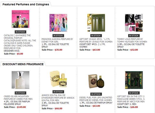 Brands Perfume