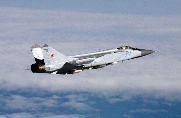 MiG-31 Bersenjata