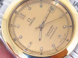 OMEGA SEAMASTER CHRONOMETER - AUTOMATIC CAL. 2802A2