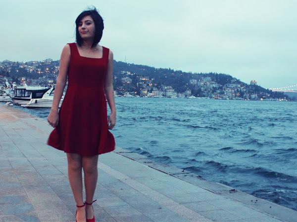 Hediye | Sevgililer Gününde Giydiğim MakaSSende Elbisem