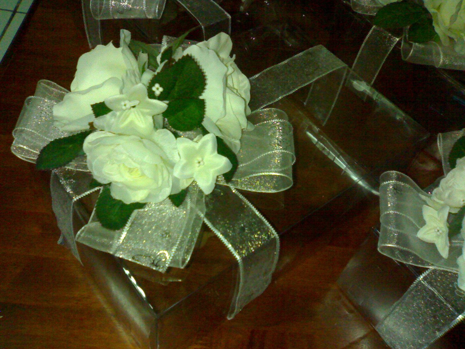 Kotak Hantaran Perkahwinan | Putih Silver Tema Pilihan?
