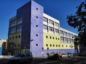 """Centro Socio-Cultural """"Eduardo Chillida"""""""