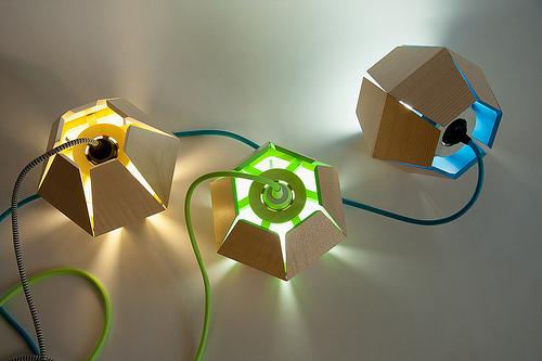 Lampu Gantung Modern 1