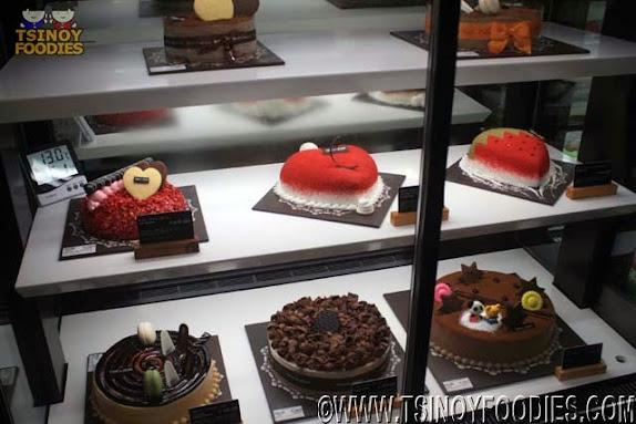 tous les jours cake
