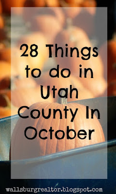 28 Things to do in Utah County in October