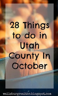 28 Things to do in Utah County in October