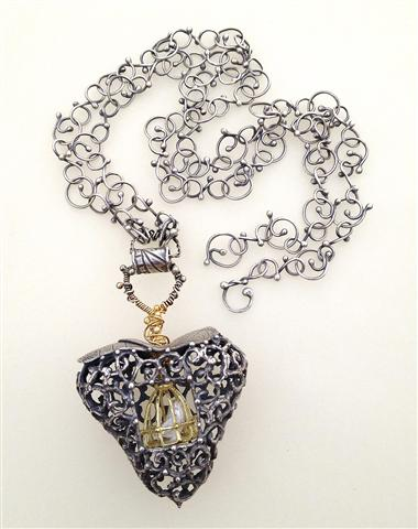 Necklace by Catherine Witherell