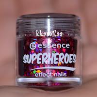 Essence Superheroes LE Effect Nails nr 02 - Fantastic Girl