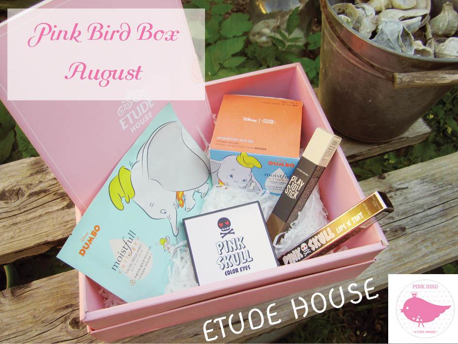 PINK BIRD #2 August HAUL