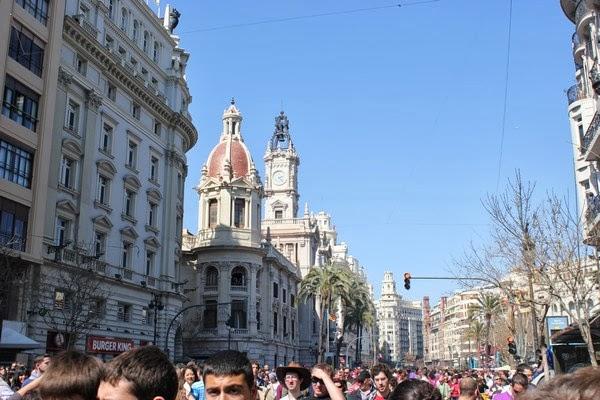 Plaza del Ayuntamiento Walencja