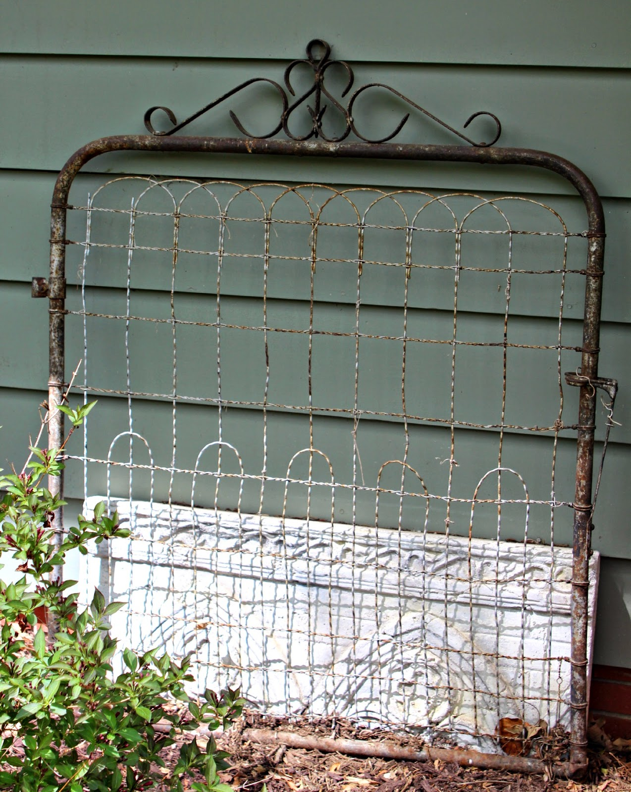Marvelous Then, A Few Years Ago, I Found What Looked Like Architectural Salvage At  Hobby Lobby  In The Clearance Aisle. There Were Three Big Pieces And I  Bought Them ...