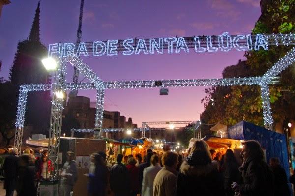 viajar a barcelona mercados de navidad de barcelona