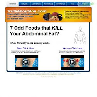 7 odd foods that KILL your abdominal fat?