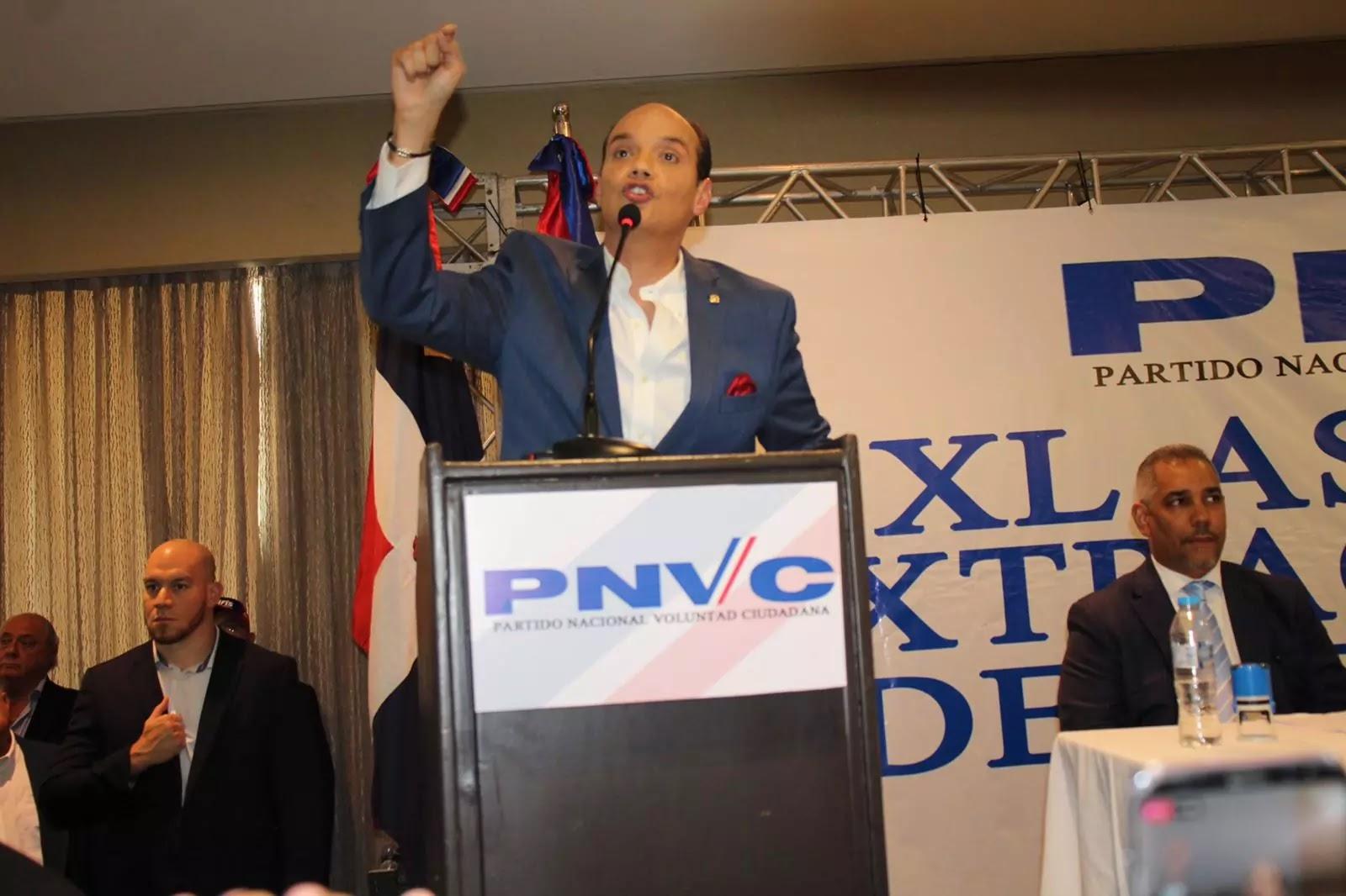 RAMFIS TRUJILLO, candidato presidencial del PNVC y aliados 2020-2024