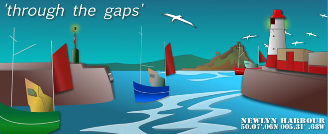 Through the Gaps! - Newlyn Fishing News