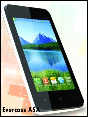 Hp Android Murah Evercoss A5A
