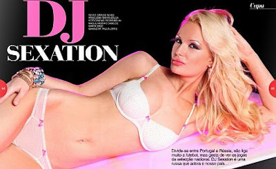 Dj Sexation Hot Magazine