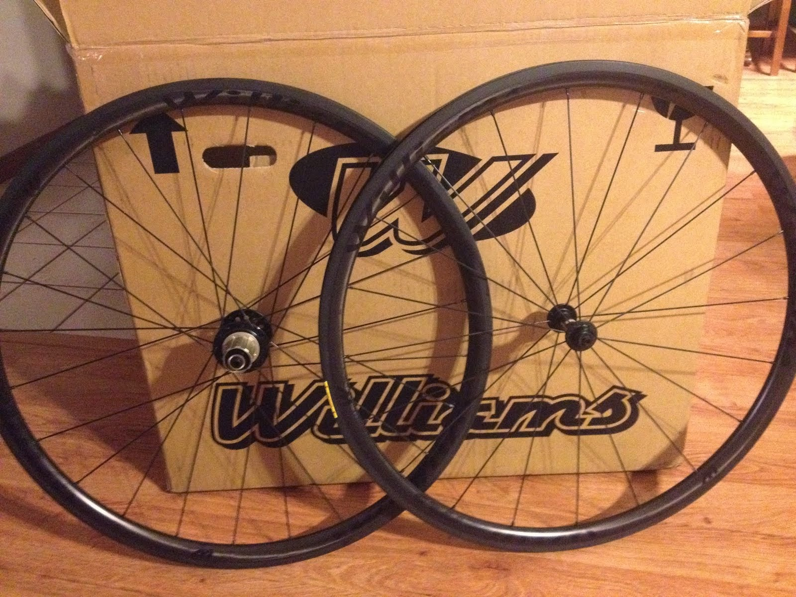 Williams Wheels