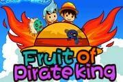 لعبة فاكهة ملك القراصنة