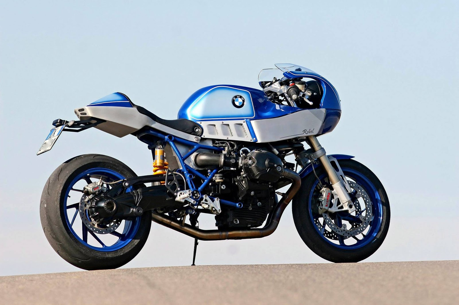 Pdw Cafe Racer