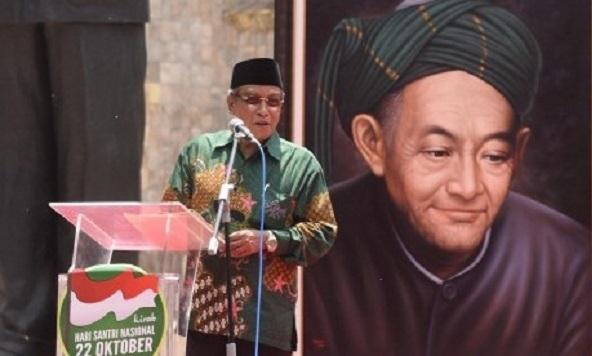 Cucu KH Hasyim Asy'ari: Mbah Buyutku Jenggotnya Ke Mana? Teganya…