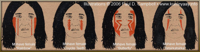 Native American Face Paint Female http://cinnamonspicedart.blogspot.com/2011_10_01_archive.html