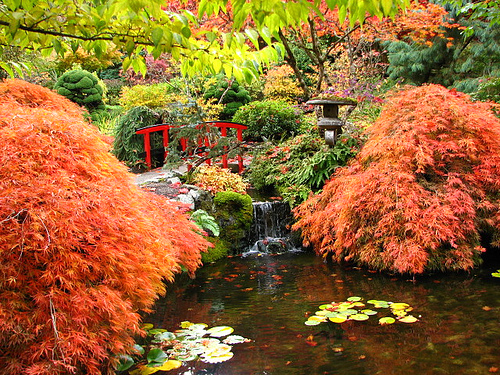 Top world travel destinations butchart gardens canada - Best time to visit butchart gardens ...